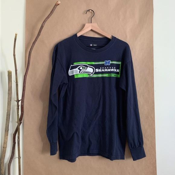 d43e79e0 Seattle Seahawks long sleeve t shirt